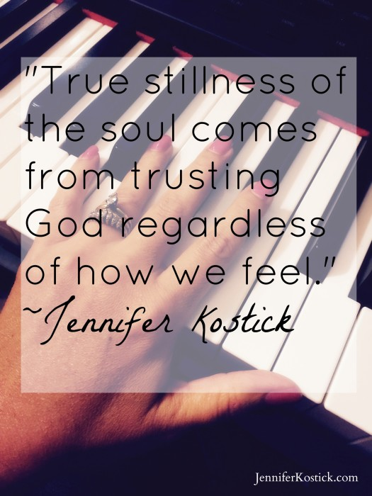 True Stillness