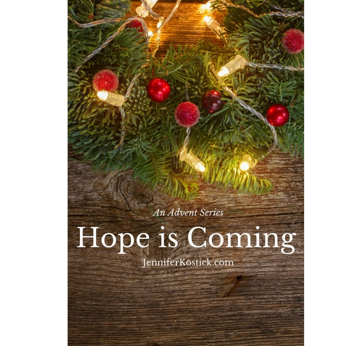 HopeIs Coming