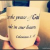 Let the Peace of God Rule