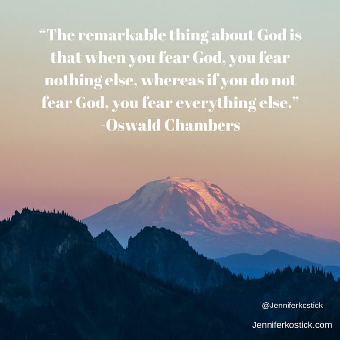 Wisdom from Oswald Chambers