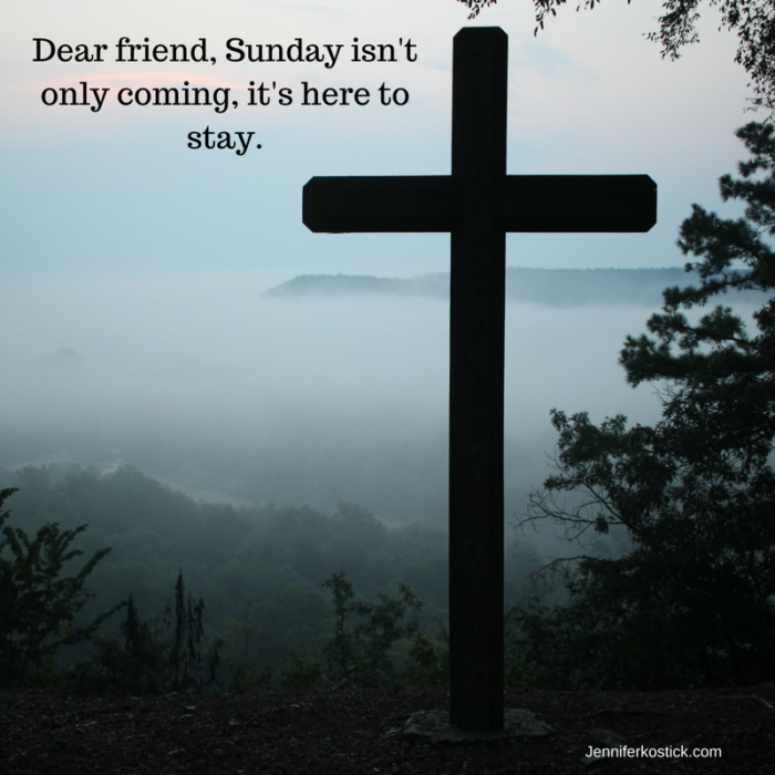 Sunday is Here to Stay!